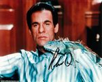 Robert Davi JAMES BOND 'Franze Sanchez' Genuinen Autograph 10x8  11159